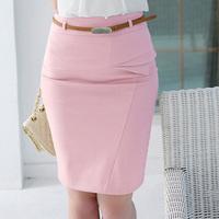 Hot Spring New Arrival Slim Hip Short Skirt Plus Size XXL Women's Fashion Knee-Length Work Pencil Skirts Saias Femininas 2014