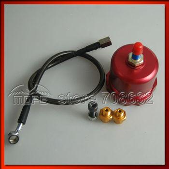 SPECIAL OFFER Hydraulic Drift Handbrake Oil Tank for Hand Brake Fluid Reservoir E-brake Red