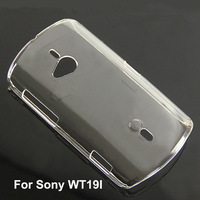 WT19I Case Transparent Case For Sony wt19i Live with Walkman DIY Craft Material Cover
