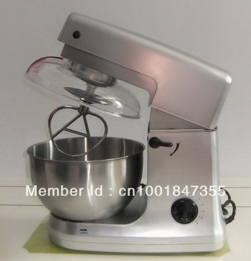 multifunctional stand mixer 5L,food mixer machine,dough mixer machine 5L(China (Mainland))