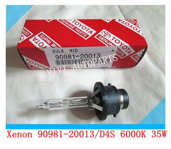 90981-20013/90981-20024 D4S 6000K /4300K,35W HID Xenon Bulb D1S /D2S /D2R /D4R