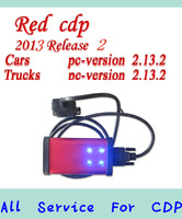 WITH KEYGEN A+++ quality for TCS CDP PRO Plus +2 in 1 for cars&trucks  with 2013.R2 version+One year warranty+best survice