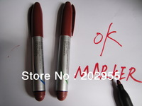 Wholesale Permanent Marker Pen  from our factory, 100% free shipping(1000pcs/lot) fast delivery by DHL , FEDEX express