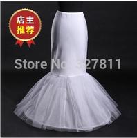 Big fishtail bridal wedding dress petticoat Wedding petticoat  skirt  corset  panniers train good quality panniers