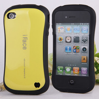 Free shipping South Korean style iface case hard case  Protective cover for iphone 4G 4S mobile phone case