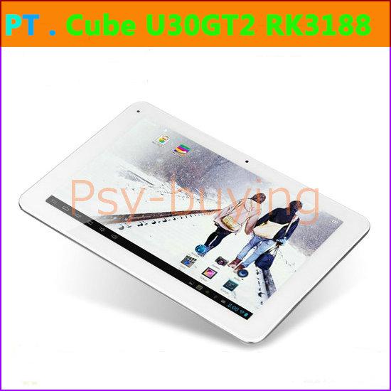 Psy Cube U30GT2 RK3188 Quad Core 10.1inch FHD IPS Retina Screen 2GB RAM 32GB ROM HDMI Bluetooth Camera 5.0MP 1.8GHz 1920x1200