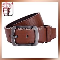 Men Belts Free Gift! Cowskin Belts for Men Strap Luxury Brand Designer Pin Buckle Genuine Leather Male Hip Belt Waistband