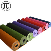 new 2014 pilates yoga mat eco-friendly fitness yoga mats sports mat lengthen slip-resistant piece set exercise mat fitness