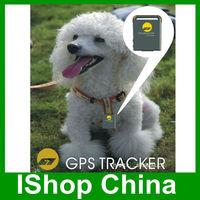 Super Quality Waterproof Dog GPS, GSM GPRS GPS TRACKER TK106, Hot selling !!! Free shipping, Dropshipping
