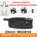2013 New! Motorcycle bluetooth Intercom,1 pcs 500m Bluetooth Intercom, Dk-118 500 Free-China Post