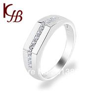 2012  Fashion  silver  Wedding Men's Ring Jewelry  Wholesale Lots