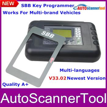 SBB Programmer 2014 Immobilizer Key Programmer Lower Price For Newest V33.02 sbb programmer v33
