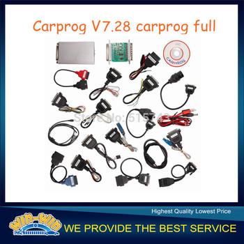 Quality A+ Universal Auto repair tool CARPROG car prog Full V6.80 all softwares(radios,odometers, dashboards, immobilizer)