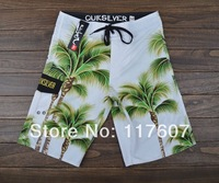 Free shipping Men's Surf  Boardshorts  Beach Swimshorts big size 30-38