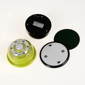 Free shipping PIR Sensor LED Infrared Light Lamp Motion Detector  #9730