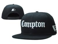 Starter SSUR COMPTON  Snapback caps  men & women's  exclusive  adjustable baseball hats  black/gold good quality freeshipping!