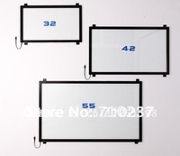 """37""""  infrared Dual Touch frame / panel free shipping cost szie from 15 """" to 330 inch"""