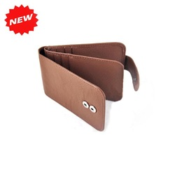 2013 new arrival Unisex Korea Fahion card & id holders genuine cow leather bank credit cards wallet holder bag,gift items,JC002(China (Mainland))