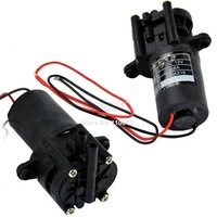 3Pcs/Lot 5-12V DC Mini Self-priming Brushless Magnetic Water Pump High Temp 100 Degree Free Shipping TK0340