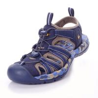 SALE Free Delivery 2013 sandals men Toe Cap Covering Shoes Rubber Outsole Sport Sandals for men sandalias summer shoes sandalia