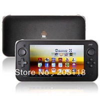 JXD S7300 Dual Core Game Tablet PC 7 Inch HD Screen Game Console Android 4.1 HDMI White/Black
