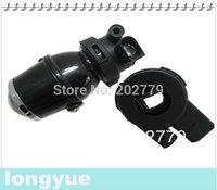longyue fog lamp projector lens for all car headlight + H3 hid xenon bulbs + ballasts