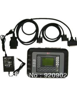 Slica SBB Programmer 2010 V33.02 OBD Auto Key Programmer For Multi-Brands Cars free shipping