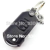 2014 new arrival ADDAN Genuine Leather Car Key fob Cover Case bag wallet for Mazda 6 M6 Mazda 5 Mazda 2 Mazda3 Besturn B70 MX-5