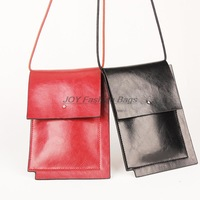 Women messenger bags Cowhide leather phone bags genuine leather multi card holder women's mini bag Small messenger bags lady