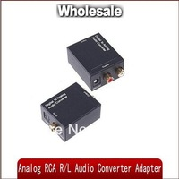 Digital to Analog signal L/R audio converter