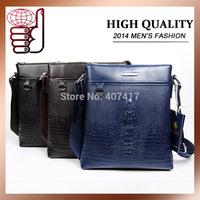 Low Price Promotion NEW Fashion Men's Shoulder Bag Famous Design Messenger Bag High Quality Brand Men Bag for Ipod Free Shipping