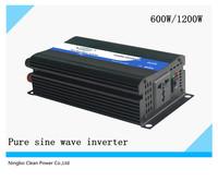 HOT SALE!!! PV Off-Grid Inverter 600w ,Pure sine wave inverter (CP-P-600W)