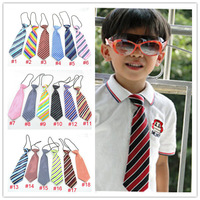 variety of design children ties necktie choker cravat boys girls ties baby scarf neckwear 130color for choose 10pcs/lot LD001