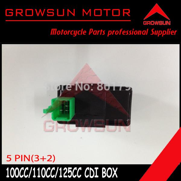 5 PIN CDI BOX UNIT 50cc 70cc 90cc 100cc 110cc 125cc ATV DIRT POCKET BIKE GO-KART(China (Mainland))