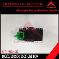 5 PIN CDI BOX UNIT 50cc 70cc 90cc 100cc 110cc 125cc ATV DIRT POCKET BIKE GO-KART