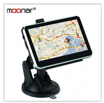 4.3 inch GPS Car Navigation MTK 4GB Capacity UK EU AU NZ Maps Speedcam POI  DA0549-20