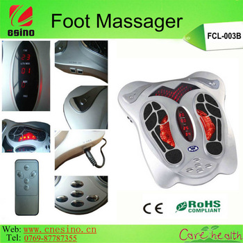 Foot/Leg massage blood circulation foot massage machine