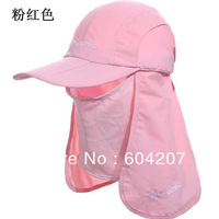 Outdoor products folding cap of disassembly quick-drying cap multi-purpose cap jungle hat fishing cap