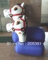 Inflatable air tight pony hop/horse,inflatable pony hop,inflatable hop horse