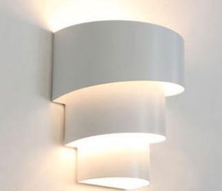 Indoor light christmas lights 85-265v 5w led wall lamps  home decoration lights bedroom lamps wall lights