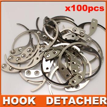 handheld detacher eas hard tag  security detacher hook eas hook detacher 100pcs/lot EAS System