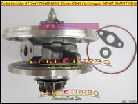 TURBO Cartridge CHRA GT1544V 750030-0002 753420 753420-5005S Turbocharger For FORD CITROEN C3 C4 C5 307 407 DV4T DV6T 1.6L Hdi