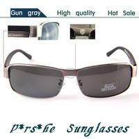 Free shipping 2013 Hot !!!  Brand Reflective Sunglasses Retro for man metal Rim Glasses Summer sun glasses