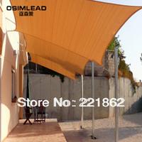 sun shade sail shade net,High-grade awning, Comfortable shade net,OSIMLEAD,3 *3 m