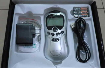 NEW Digital LCD Portable Acupuncture Full Body Massager Digital Electric Therapy machine