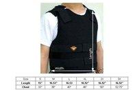 10pcs bulletproof vest Kevlar Size S ,M,L,XL size best quality