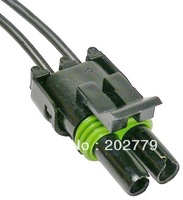 factory sale 20pcs T56 Backup Light Connector Wiring Pigtail GM LT1 LS1 Lamp Transmission 15cm wire