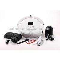 (Free Shipping to Russia) Hot Sale Robotic Vacuum Cleaner 4 In 1 Multifunctional Free Shipping
