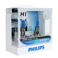 free shipping crystal vision h1 4300k headlight bulbs