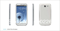 New Coming Micro Sim Quad Core 4.8 Inch Touch Screen GSM Unlocked 3G MTK6589 Android Mobile Phone ( i9300 Galaxy S3)